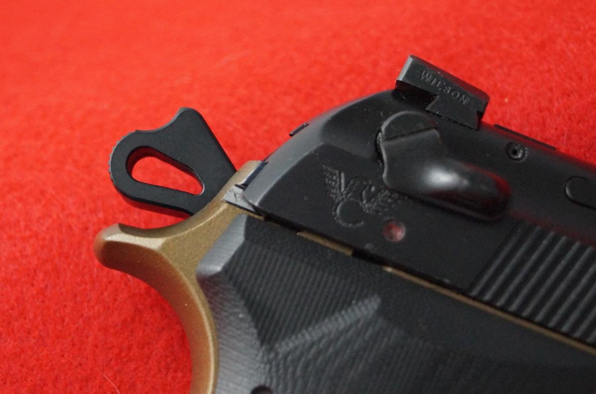 Wilson Combat Deluxe Hammer | Beretta 90 Series Review