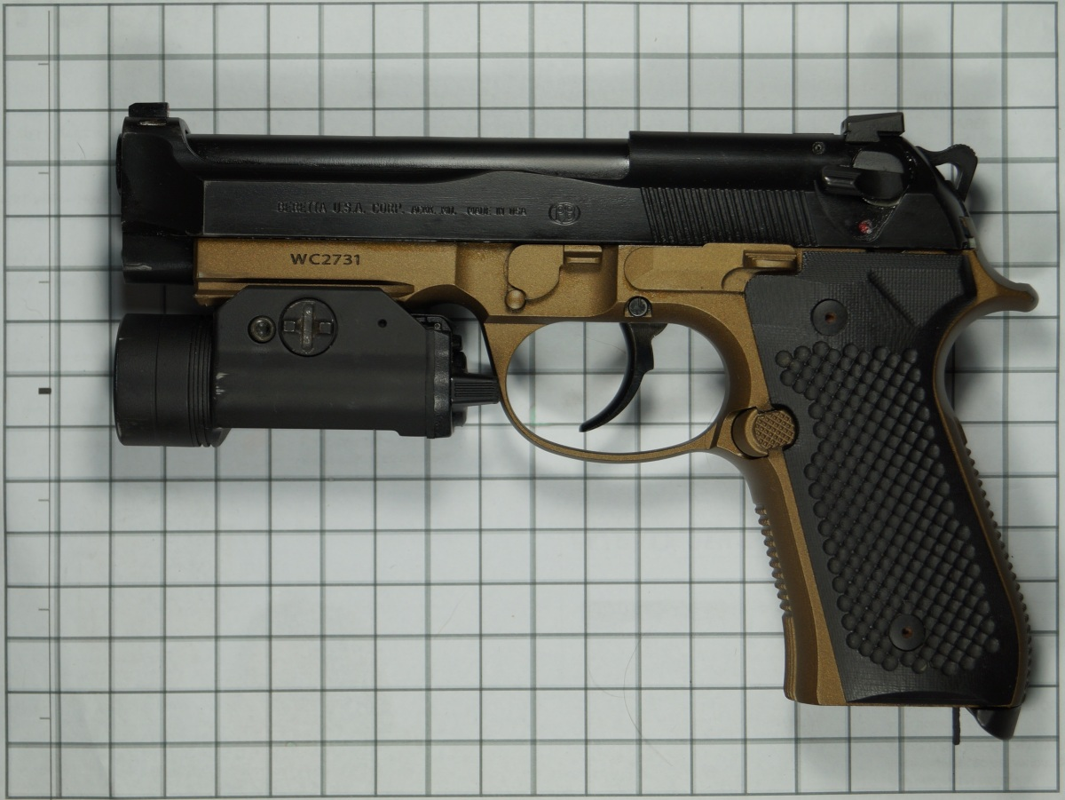 Wilson Combat Short Reach Trigger | Beretta 92/96 Review