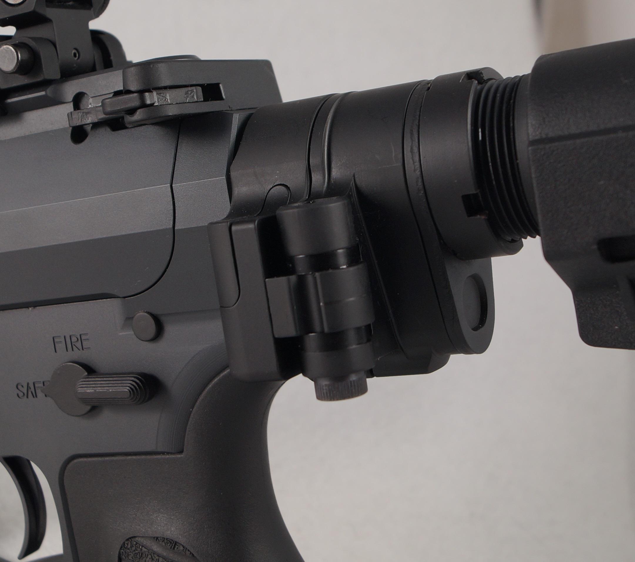 WTS - Wilson Combar AR9 G Pistol - AR15 COM