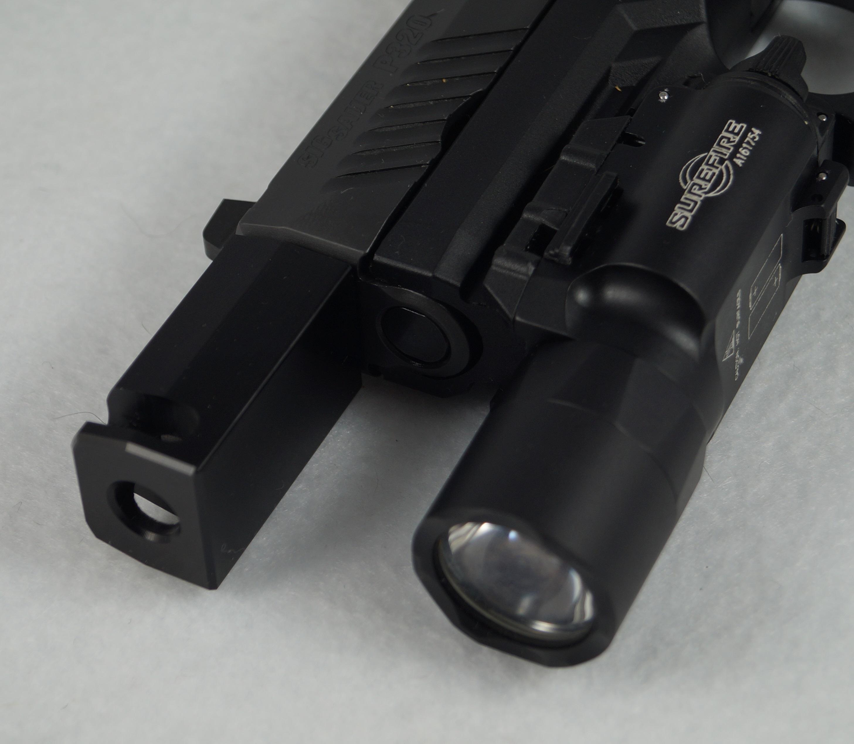 SIG Sauer Roland Special – Springer Precision P320 9mm